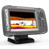 LOWRANCE HOOK2-5X SPLITSHOT GPS/HALRADAR