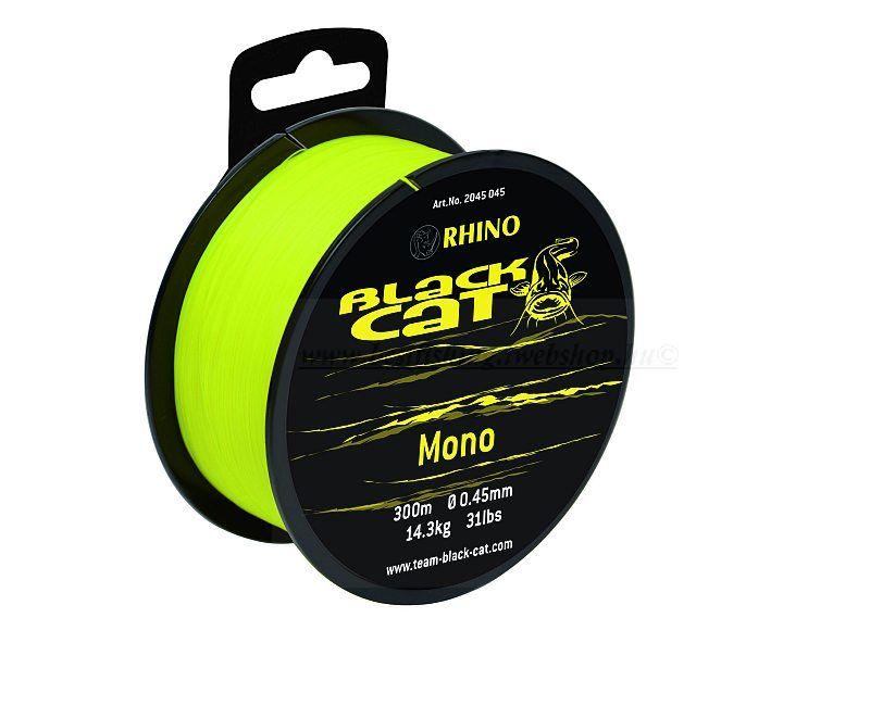 BLACK CAT MONO 0.50MM/300M MONOFIL ZSINÓROK
