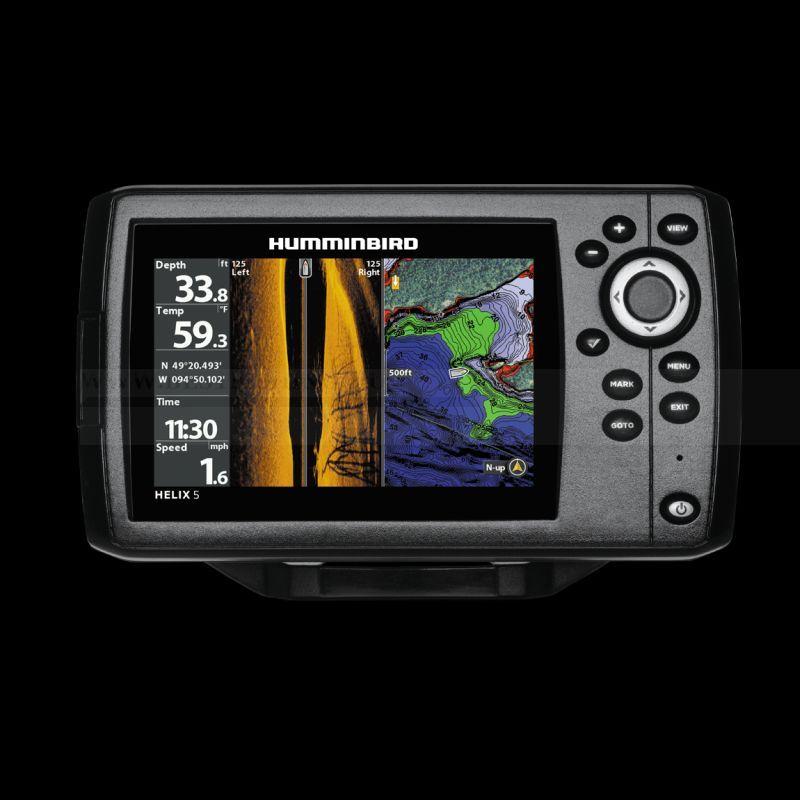 HUMMINBIRD HELIX 5 CHIRP SI GPS G2 HALRADAR