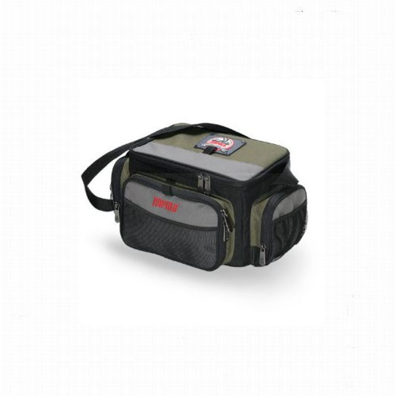 109ce393942b Rapala táska Limited Series Tackle bag (zöld) 46016-1 PERGETŐ TÁSKA