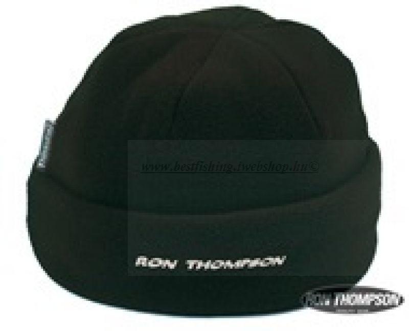 R. T. Fleece Hat Black FEEDER BOT