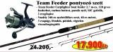 Team Feeder pontyozó szett 2038-271+ 2291-340 (KB-439)-FEEDER SZETT