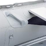 HONDA T30-AE2 Gumicsónak HORGÁSZCSÓNAK