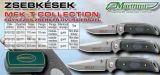 Marttiini MFK-1W 7cm (nyírfa nyél) egykezes kés 910110