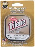 BERKLEY TRILENE 100% FLUOROCARBON 25M 0.45 CLEAR