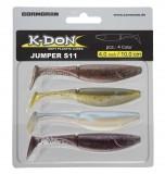 CORMORAN K-DON S11 JUMPER SZETT 7,5CM 5DB