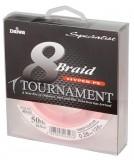 DAIWA TOURNAMENT 8-BRAID PINK 0,12MM 135M