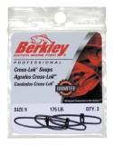 BERKLEY MC MAHON CROSS-LOK SNAPS SIZE 3, 5 DB