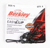 Berkley Mc Mahon Easy Clip Snap/Swivels size 10