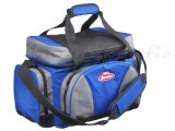 Berkley Táska SYSTEM BAG L BLUE-GREY-BLACK + 4 BOXES