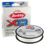 BERKLEY X9 BRAID CRYSTAL 150M 0,17MM
