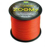 Fonott Zsinór CORMORAN CORASTRONG ZOOM7 orange 300m 0,06mm