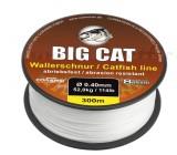 Big Cat 8-braid harcsázó zsinór 0.40mm 300m