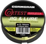Cormoran zsinór Cosrtest Jig&Lure 135m 0.18mm MONOFIL ZSINÓROK