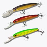 Frenetic Wobbler -Suspend Minnow-88mm-11g-Lila/Arany