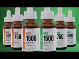 HempWorx THC mentes CBD olaj 750mg-epres guavás