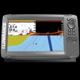 LOWRANCE HOOK2-5 TRIPLESHOT GPS/HALRADAR PLOTTER
