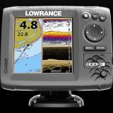 SONAR GPS LOWRANCE HOOK-5