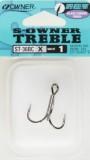 Owner Treble hármashorog X ST36 méret:6
