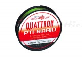 Quantum Quattron PTI-Braid 0. 12mm, 150m, verde