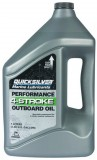 Quicksilver Performance FourStroke Outboard Engine Oil, négyütemű motorolaj, 4 liter, 10W-30