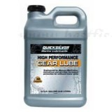 Quicksilver High Performance Gear Lube hajtóműolaj, 10 liter