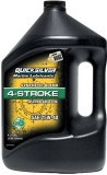 Quicksilver Synthetic Blend FourStroke Outboard Engine Oil, négyütemű motorolaj, 4 liter, 25W-40