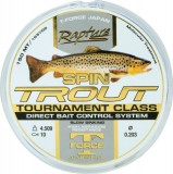 RAPTURE SPIN TROUT 150M 0,25MM, DAMIL