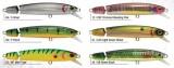 RAPTURE PRO VMC HOOKS VJ TAIL S wobbler, 6cm, 4,5gr, MT szín