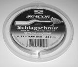 CORMORAN SEACOR PRO TEAM Schlagschnur 220m 0,33-0,60mm
