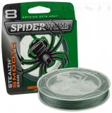 SPIDERWIRE STEALTH MOOTH 8 MOSS GREEN 0,14MM 150M