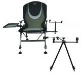 TFG Bank Boss Supreme Chair teljes felszereltséggel