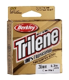 Berkley TRILENE 100% Fluorocarbon - 50M, 0,38mm