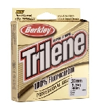 Berkley TRILENE 100% Fluorocarbon - 180M, 0,17mm