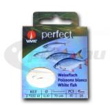 Perfect White Fish keszegező horog  , 07032 NI 18 VMC-kötötthorog