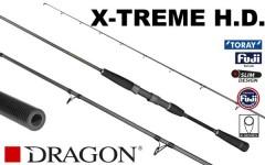 DRAGON X-TREME HD 140S  1.98M 40-140G PERGETŐ BOT