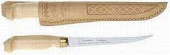 Marttiini filéző kés 10 cm pengével 610010 (Filleting knife Classic 10 cm) KÉS