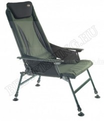 Cormoran Pro Carp Pontyos fotel kartámasszal 7300-as modell AKCIÓS SZÉK-FOTEL-ÁGY