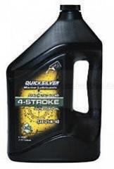 QUICKSILVER Félszintetikus SAE 25W50 Verado Külmotor Olaj Syntetic Blend SAE 25W50 Oil for Verado Ou CSÓNAKMOTOR OLAJOK-ZSÍROK