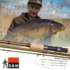 D.A.M METHOD FEEDER 3,3M 60G FEEDER BOT