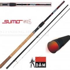 D.A.M SUMO GT4 MET.FEEDER 75-150 3+3 3,9M FEEDER BOT
