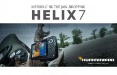 Humminbird halradar HELIX 7 SI halradar GPS-HALARADAR AKCIÓ HALRADAR