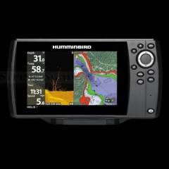 HUMMINBIRD HELIX 7 CHIRP DI GPS G2 HALRADAR-HALRADAR AKCIÓ HALRADAR
