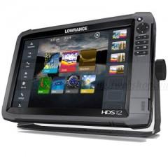 HDS-12 Gen3 Touch GPS/halradar kombó jeladó nélkül HALRADAR