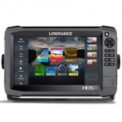 HDS-9 Gen3 Touch GPS/halradar kombó jeladó nélkül HALRADAR