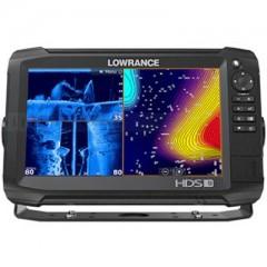 LOWRANCE HDS-9 CARBON TOUCH GPS/HALRADAR 83/200 + LSS-3D HALRADAR