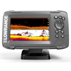 LOWRANCE HOOK2-5X SPLITSHOT GPS/HALRADAR HALRADAR
