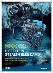 SPIDERWIRE BLUE CAMO 137M, 0,06MM-FONOTT ZSINÓR FONOTT ZSINÓROK