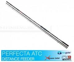 TRABUCCO PERFECTA ATC DISTANCE FEEDER 3,90M 130G-FEEDER BOT FEEDER BOT