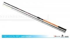 TRABUCCO PRECISION RPL CARP FEEDER 3,60M 120G FEEDER BOT